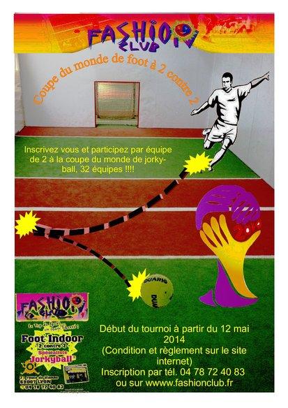 Jorkyball lyon fashion club specialiste jorkyball foot indoor foot a 2 contre 2 euro 2012 - Jeu de foot coupe du monde 2014 ...